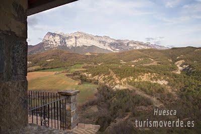 TURISMO VERDE HUESCA. Casa Encuentra